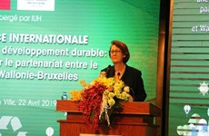 Vietnam - Wallonie-Bruxelles: priorité au partenariat en environnement