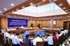 Vers le 13ème Congrès national du PCV: réunion de la sous-commission des affaires socio-économiques