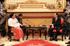 Ho Chi Minh-Ville veut coopérer avec Cuba dans le domaine de la santé