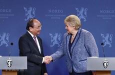 Déclaration commune Vietnam-Norvège