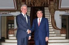 Ho Chi Minh-Ville et le Queensland (Australie) renforcent leur coopération