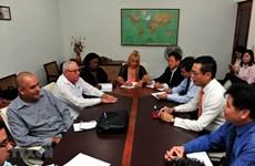 Le projet de production de riz Vietnam-Cuba entre dans une nouvelle phase