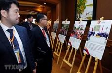 Exposition de photos intitulée ''45 ans des relations ASEAN-Japon''