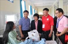 Lâm Dông : coup d'envoi de l'Itinéraire rouge 2019
