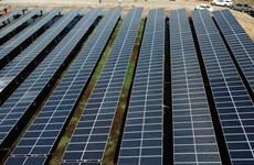 Mise en service d'une centrale solaire de 40,6 MWp à Long An