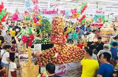 """Central Group Vietnam promeut le label """"fruit du dragon de Binh Thuan"""""""