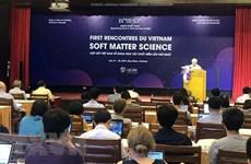 Rencontres du Vietnam : première conférence sur la science de la matière molle à Binh Dinh