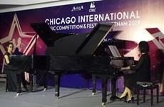 """Des concours de piano mondiaux """"débarquent"""" au Vietnam"""
