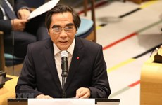 Le Vietnam partage des expériences dans la mise en œuvre des ODD à l'ONU