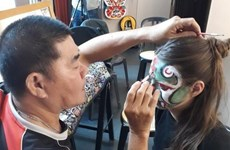 L'art relie les Vietnamiens de France avec leur pays natal