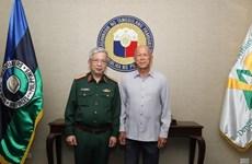 Vietnam - Philippines : dialogue sur la politique de défense
