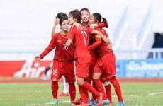 Vietnam, champion de football féminin de l'Asie du Sud-Est 2019