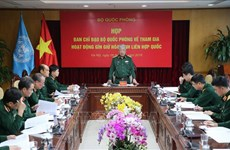 Le Vietnam prêt à envoyer un deuxième Hôpital de campagne au Soudan du Sud