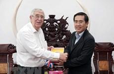 La ville britannique d'Aberdeen cherche des opportunités de coopération à Ninh Thuan