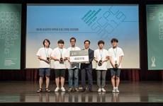 Le Vietnam fait un «miracle» au concours international de programmation Samsung