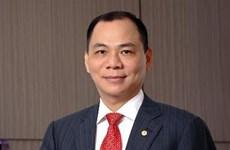 Pham Nhat Vuong parmi les 50 personnalités les plus influentes du monde