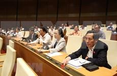 AN : les députés discuteront le 22 novembre des projets de loi et du personnel