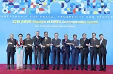 Le PM vietnamien à la 1ère session du Sommet des 30 ans du partenariat ASEAN – R. de Corée