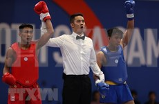 SEA Games 30: cinq médailles d'or supplémentaires pour le Vietnam lors de la 3e journée