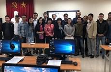 Atelier presse multimédia pour les journalistes de la VNA