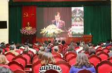 Déployer l'apprentissage de la pensée, de la moralité et du style du Président Ho Chi Minh 2020
