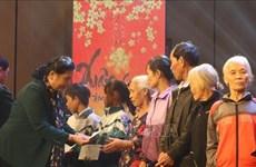 Programme ''Têt pour les pauvres'' à Ha Tinh