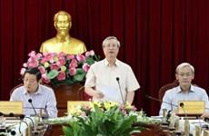 Dong Nai exhortée à renforcer le travail des cadres