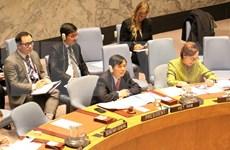 ONU : le Vietnam préside la séance sur la consolidation de la paix en Afrique de l'Ouest