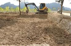 Archéologie: Hai Phong rebouche des trous de fouille pour préserver d'anciens pieux