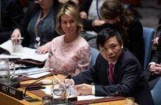 Le Vietnam appelle les parties concernées à trouver une solution pacifique au Moyen-Orient
