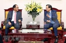 Le Vietnam et la R. de Corée renforcent les liens dans la formalité professionnelle