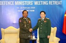 Coopération dans la défense – pilier dans les relations Vietnam-Cambodge