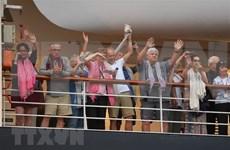 COVID-19: tous les croisiéristes du MS Westerdam ont quitté le Cambodge
