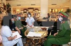 COVID-19 : Hanoï  poursuit son travail préventif et de lutte contre le SARS-CoV-2