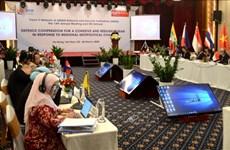 Ouverture de la conférence du Réseau des Instituts de défense et de sécurité de l'ASEAN