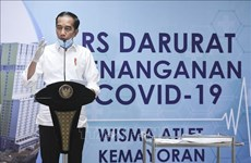 L'Indonésie alloue près de 25 milliards de dollars au combat contre le COVID-19