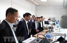 Les entreprises allemandes optimistes quant à la reprise économique à moyen terme du Vietnam