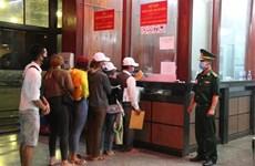 Les provinces vietnamienne et laotienne renforcent leur coordination dans la lutte anti-COVID-19