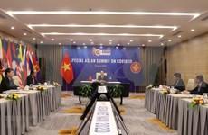 L'ASEAN affirme la détermination à bâtir une communauté cohésive et réactive