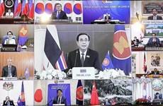 Le PM thaïlandais souligne la coopération régionale dans la lutte anti-COVID-19