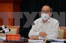 Ho Chi Minh-Ville évalue la situation socio-économique au premier trimestre de 2020