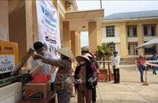 COVID-19: soutenir à temps les habitants affectés par la maladie dans des localités