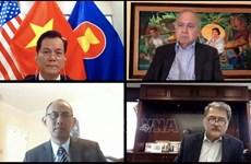 Le Vietnam à la réunion en ligne du Comité de l'ASEAN aux Etats-Unis