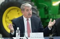 Promotion de la coopération agricole entre le Vietnam et les Etats-Unis