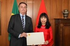Le président brésilien attache une grande importance aux liens avec le Vietnam