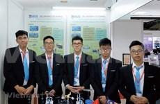 Des étudiants vietnamiens remportent le prix international de l'innovation en Malaisie