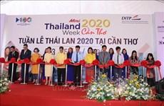 Ouverture de la semaine des produits thaïlandais à Can Tho