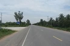 La Banque mondiale aide le Cambodge à améliorer son réseau routier