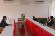 Le Vietnam et le Mozambique renforcent les liens entre les Partis