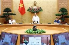 Le PM demande de redoubler de vigilance dans le combat contre le COVID-19